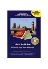 Life in the UK Test Citizenship Study Guide : Including 225 Practice Questions