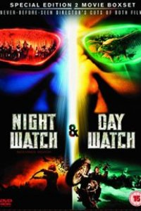 Night Watch/Day Watch 2 films/1DVD (eng. subtitles)