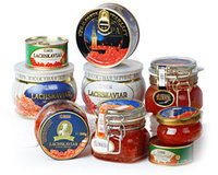 Finest russian Salmon Caviar